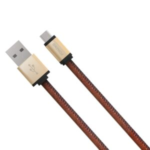 Foneng Cable Leather Micro-USB