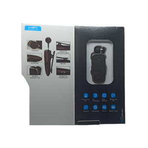 K38 Clip-On Bluetooth